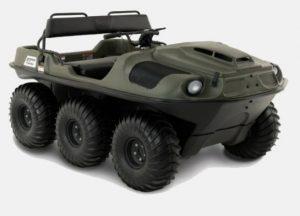 Frontier 600 6X6