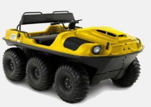 Frontier 700 6X6